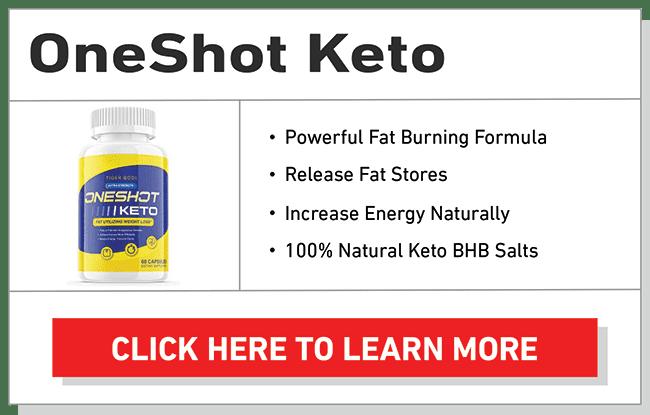 One shot keto pills review